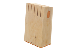 FISKARS Drewniany blok na noże