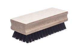 SINPO Drewniana szczotka do czyszczenia obuwia