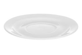 Spodek biały 15.5 cm