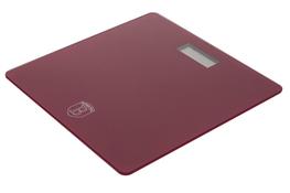 BERLINGER HAUS Waga łazienkowa elektroniczna BURGUNDY DESIGN  do 150 kg