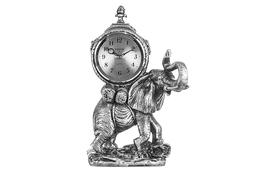 Zegar kominkowy Słoń