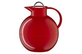 ALFI Termos dzbanek kula KUGEL 0.94 L Red metal