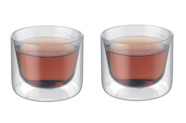 ALFI Szklanki GLASSMOTION z podwójnymi ściankami M 200 ml 2 szt.
