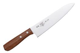 MASAHIRO Nóż japoński MSC Szefa Kuchni ostrze 180 mm