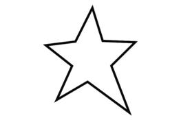 KAISER Foremka, kształtka, wykrawacz 5 cm GWIAZDKA