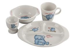 Naczynia Dla Dziecka Dekoracyjna Porcelana Dziecięca świat Agd