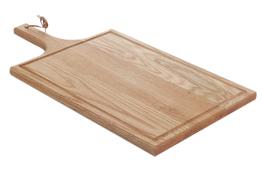 PRACTIC Deska do krojenia dębowa 29 x 54 cm