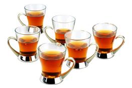 REGENT Szklanki Ovation do kawy i herbaty 200 ml 6 sztuk