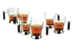 REGENT Szklanki Zen do kawy i herbaty 200 ml 6 sztuk