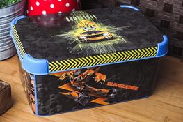 CURVER Pojemnik dziecięcy Deco's Transformers