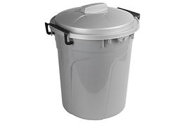 HEGA Plastikowy pojemnik na odpady AMAZON 21 L z/p