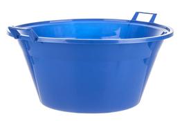 ARTGOS Miska okrągła plastikowa niebieska 51 cm
