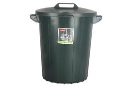 CURVER Kosz na śmieci, pojemnik z pokrywą 90l