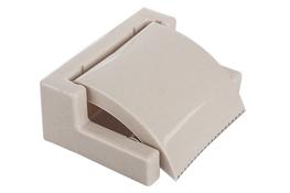 Uchwyt na papier toaletowy - beż granit