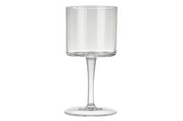 KROSNO Servo Line świecznik szklany 20 cm