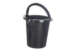 PLAST TEAM Wiadro z wylewką Atlanta 5 L czarne