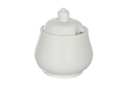 Cukiernica porcelanowa 300 ml biała