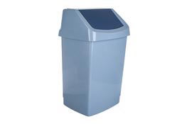 CURVER Kosz na śmieci uchylny CLICK-IT 50 L niebieski