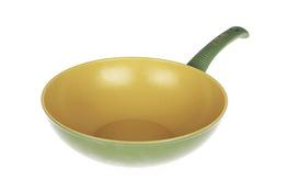 ILLA OLIVILLA Patelnia wok non-stick 28 cm indukcja
