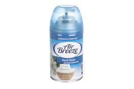 Air Breeze odświeżacz powietrza świeża bawełna 250 ml