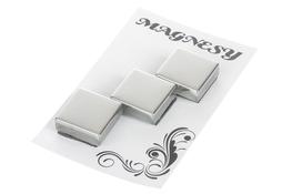 Magnesy na lodówkę kostki - mix wzorów