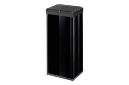 Hailo BigBox Swing kosz na śmieci uchylny XL 60 L czarny