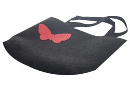 Krystynka torba filcowa na zakupy - mix wzorów