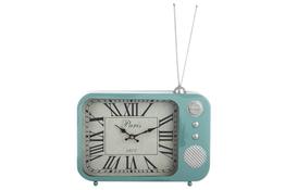 KOOPMAN Zegar stojący TV Retro prostokątny - mix wzorów