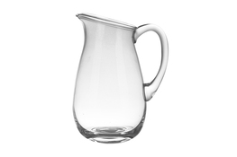 Irena dzbanek szklany h-23 cm