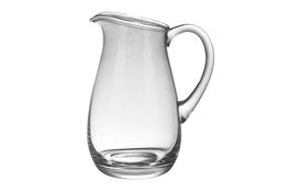 Irena dzbanek szklany h-19.5 cm