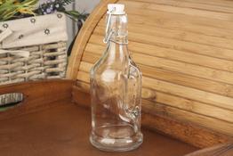 Butelka szklana 350 ml z korkiem