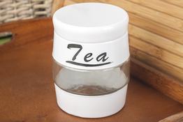 Słoik, pojemnik na herbatę Tea 0.8 L