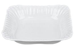 Porcelana Gastronomiczna salaterka kwadratowa 24 0000