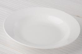 Talerz głęboki porcelanowy 20 cm super white