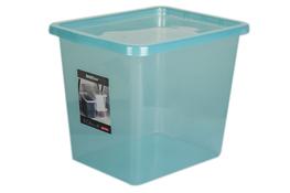 PLAST TEAM BASIC Pojemnik z pokrywą 29 L zielony