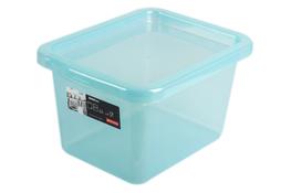 PLAST TEAM BASIC Pojemnik z pokrywą 8 L zielony
