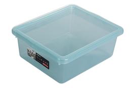 PLAST TEAM BASIC Pojemnik z pokrywą 1.5 L zielony