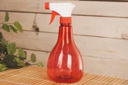 Spryskiwacz plastikowy 600 ml czerwony