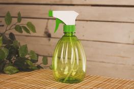 Spryskiwacz plastikowy 600 ml zielony