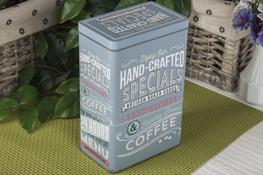 Puszka dekoracyjna Hand-Crafted 18.5 x 12 x 8 cm