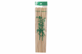 Patyczki do szaszłyków bambusowe 25 cm