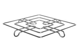Podkładka metalowa pod garnek 22 x 22 cm