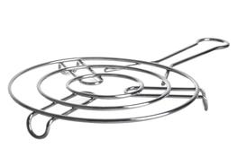Podkładka metalowa pod garnek z rączką 22 x 37 cm