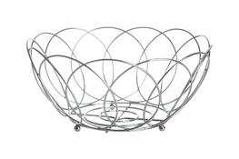 Koszyk metalowy na owoce 25 cm