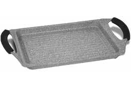 Bialetti Gli Speciali Patelnia grill 36x23 cm indukcja
