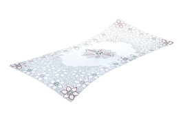 Bieżnik stołowy 83 x 39.5 cm mix wzorów