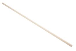 Kij, trzonek drewniany 150 cm bez gwinta