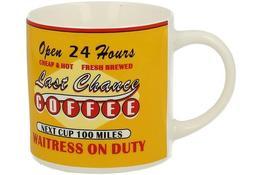 DUO Kubek 380 ml w pudełku LAST CHANCE COFFEE