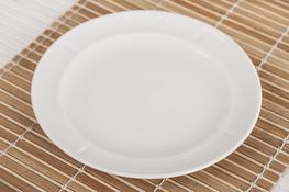 Talerz płytki Karlo 27 cm biały