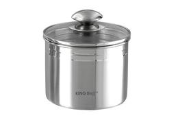 KINGHOFF Pojemnik kuchenny z pokrywką 13.5x14.2